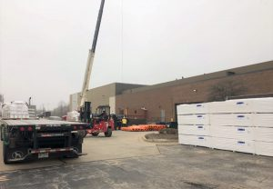 Commercial Full Roof Recovery Libertyville Il